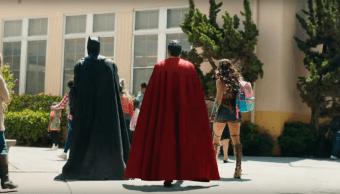superhéroes de Walmart