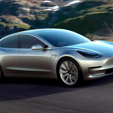 El Model 3 es el auto más barato de Tesla