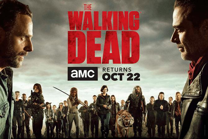 La octava temporada de The Walking Dead ya tiene fecha de estreno