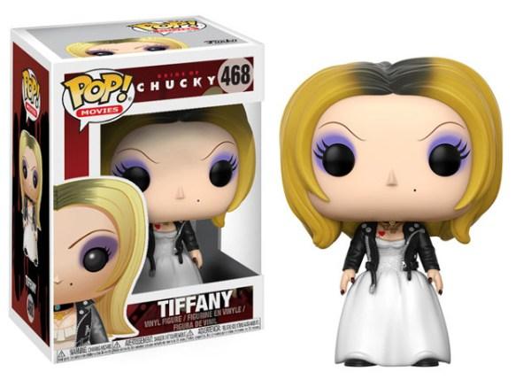 Fuko Pop lanza colección inspirada en la novia de Chucky y muchos más.
