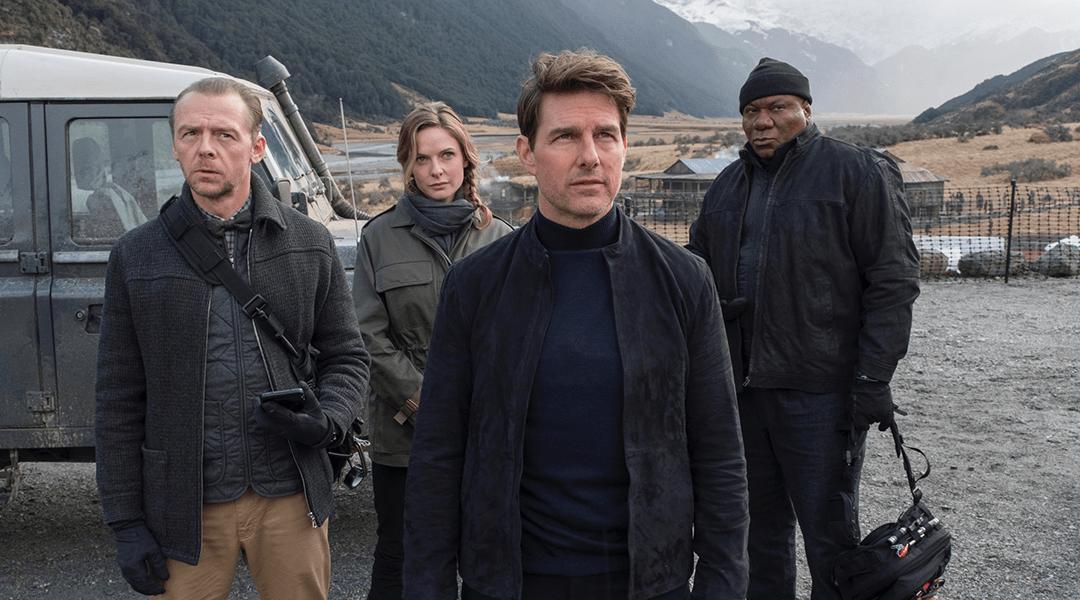 Tom Cruise publicó la primera foto de Mission Imposible 6