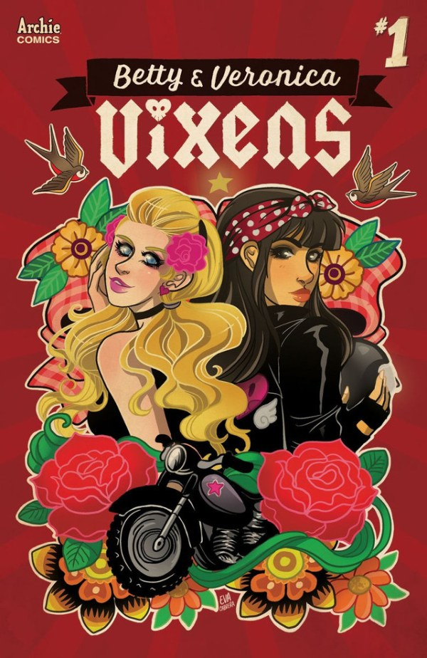 B & V Vixens será lanzada en noviembre