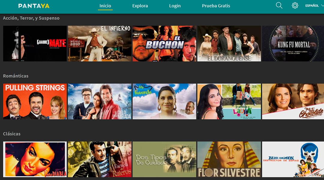 Lionsgate Lanza Pantaya Su Netflix Con Películas En Español