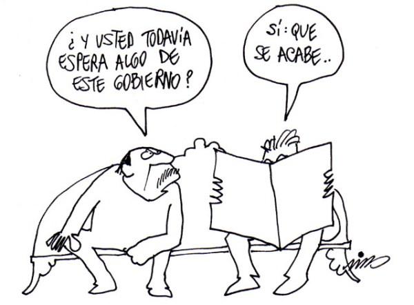 Rius fue uno de los más grandes representantes de la caricatura política en México