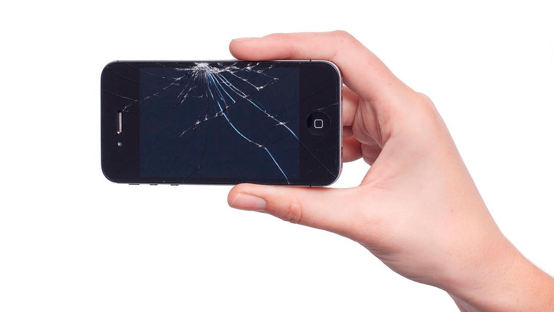 Motorola podría crear una pantalla para móviles que se repare sola