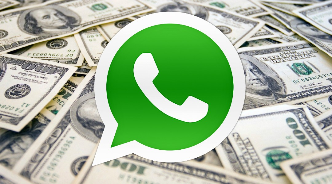 WhatsApp esta probando Payments