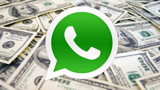 WhatsApp esta probando Payments