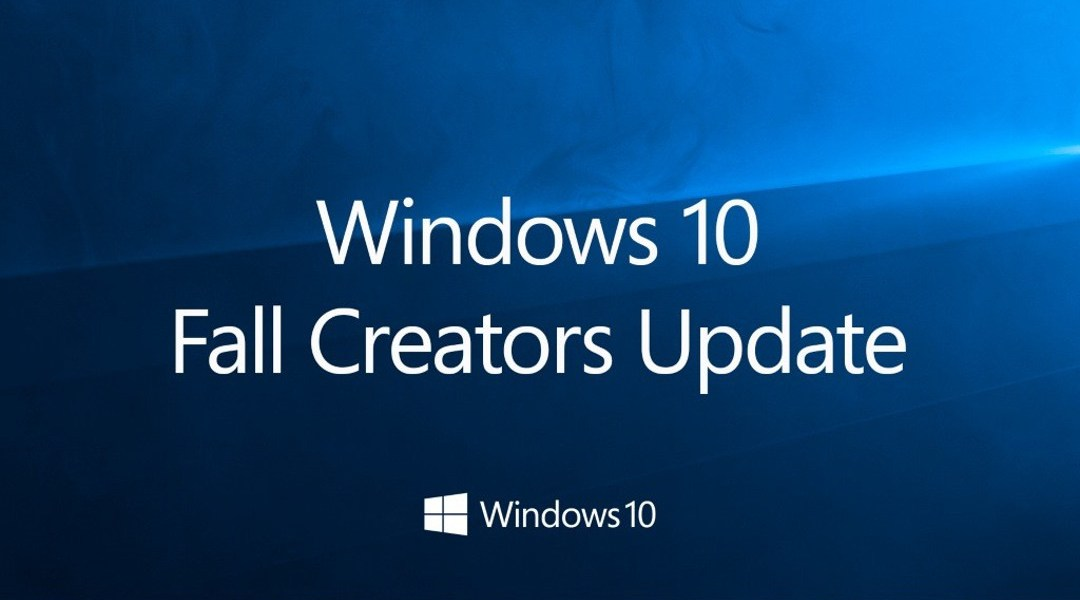 Fall Creators de Windows 10