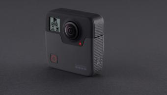 GoPro Fusion: una pecámara 360 para realidad virtual