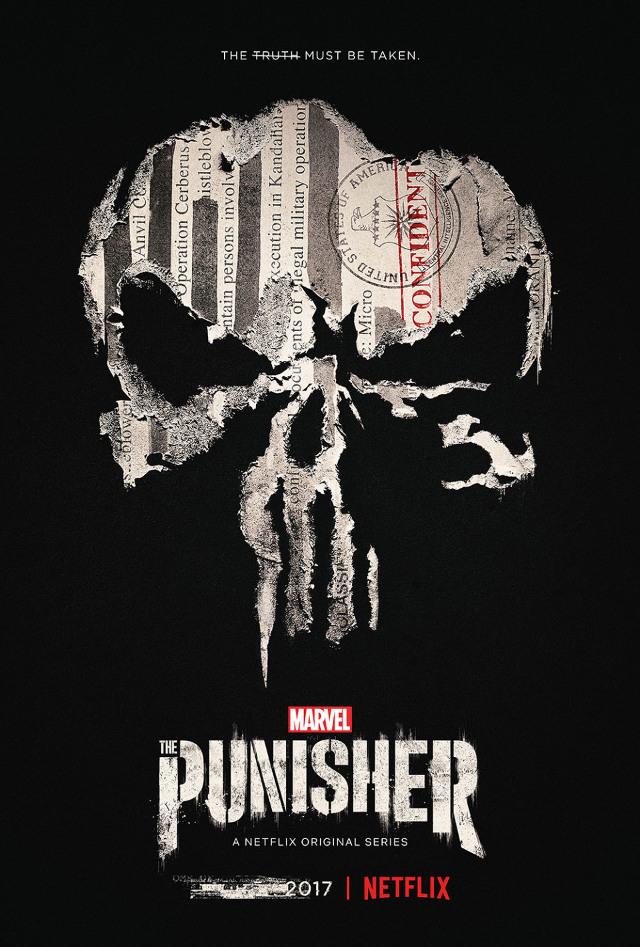 Nuevo Póster de Punisher