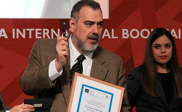 el caricaturista mexicano paco calderon