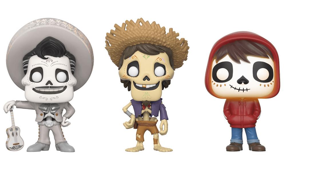 Funko lanza figuras coleccionables de la película Pixar ...