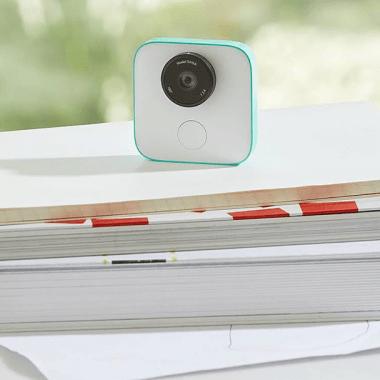 Google Clips: una pequeña cámara que nadie pidió
