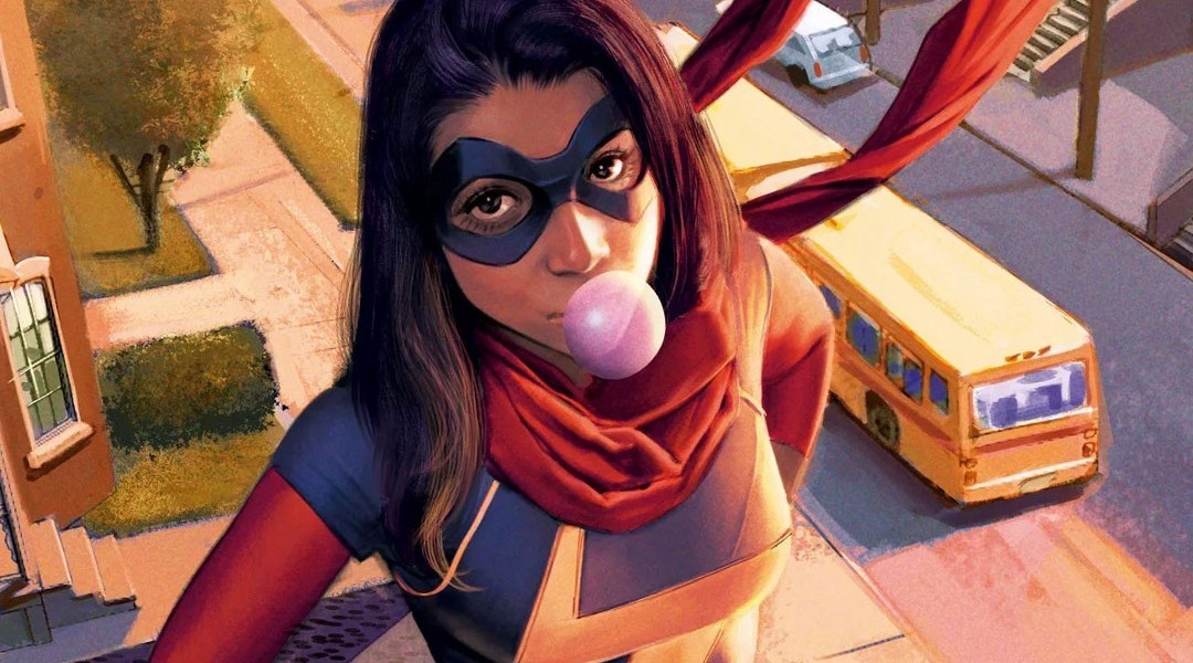 kamala khan. la nueva ms marvel
