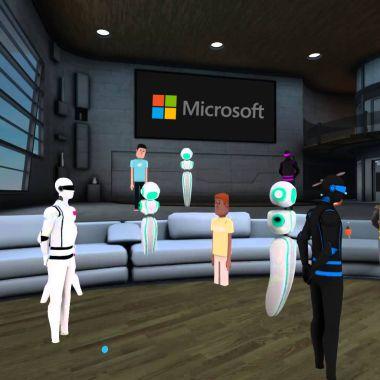 Microsoft acaba de adquirir AltspaceVR: una red social de realidad virtual