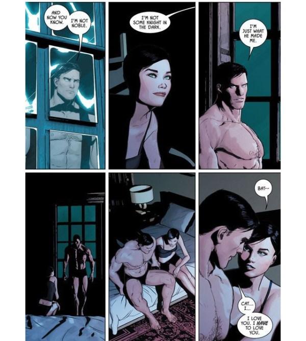 Escenas de Batman #32