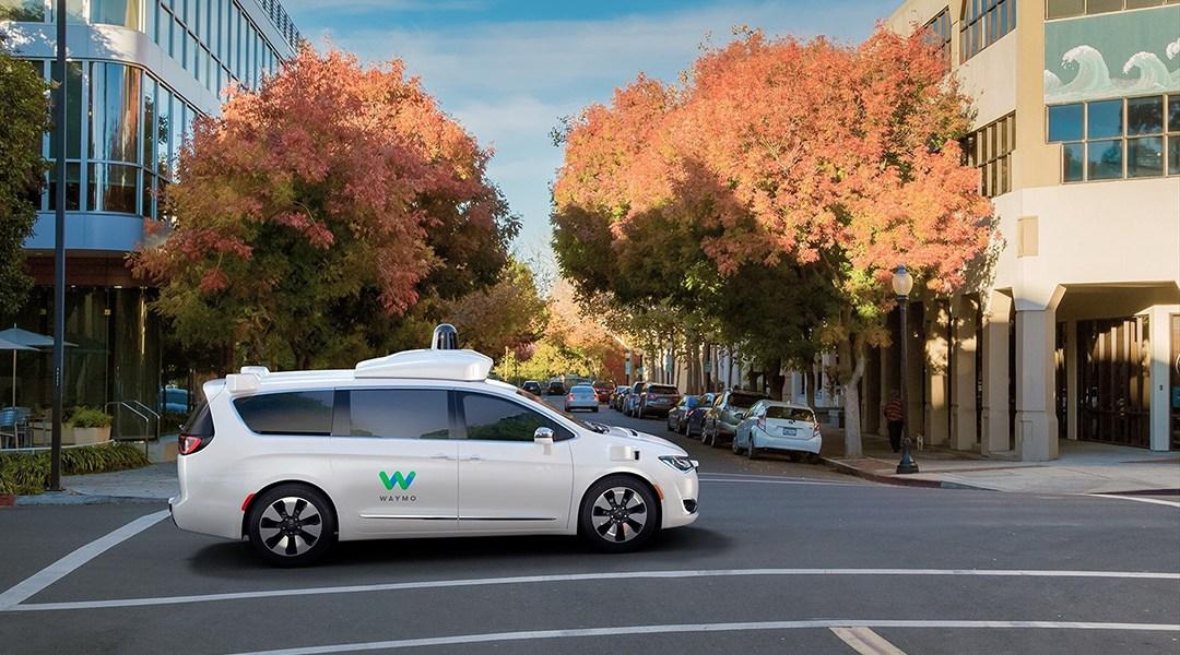 Los coches autónomos podrán circular en California a partir del 2018