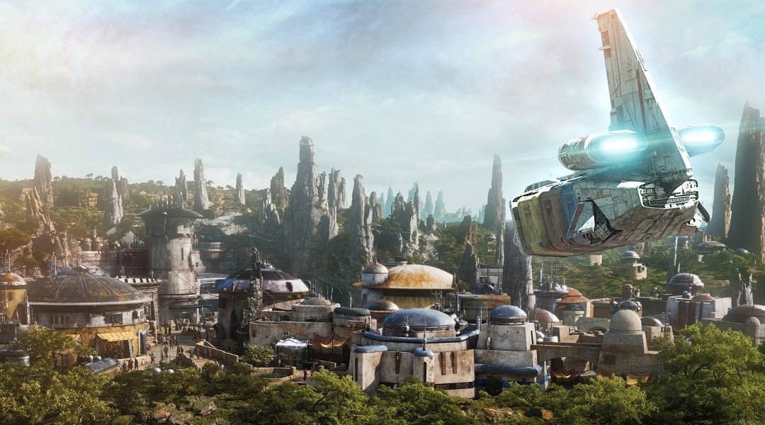 batuu Star Wars: Galaxy's Edge Planet