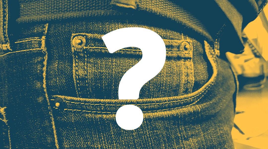 4b08e3b70 Para qué sirve el pequeño bolsillo que tienen los pantalones de ...
