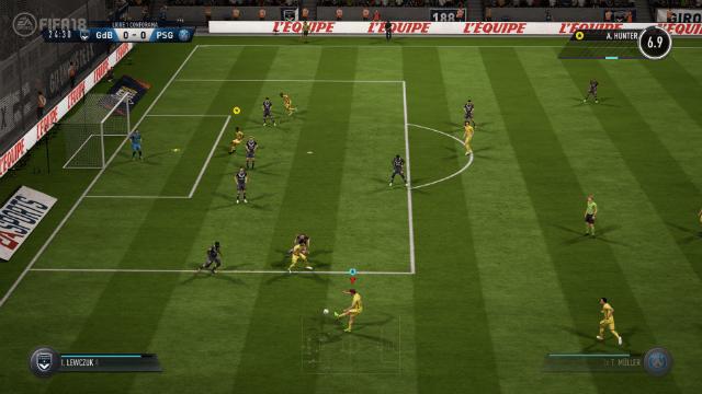Fifa 18, Fifa 18 review, Fifa 18 reseña