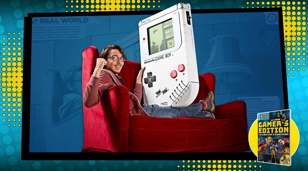 Game Boy gigante