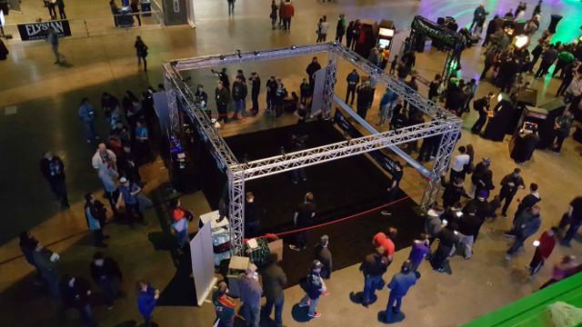 Lobby de la sala Cinépolis VR