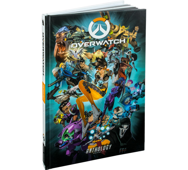 Overwatch Anthology vol1