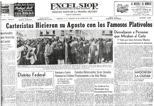 Sábado 18 de marzo de 1950