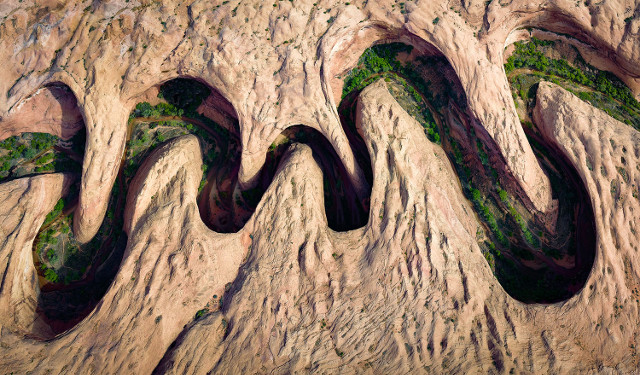 Meandering Canyon. People's Choice