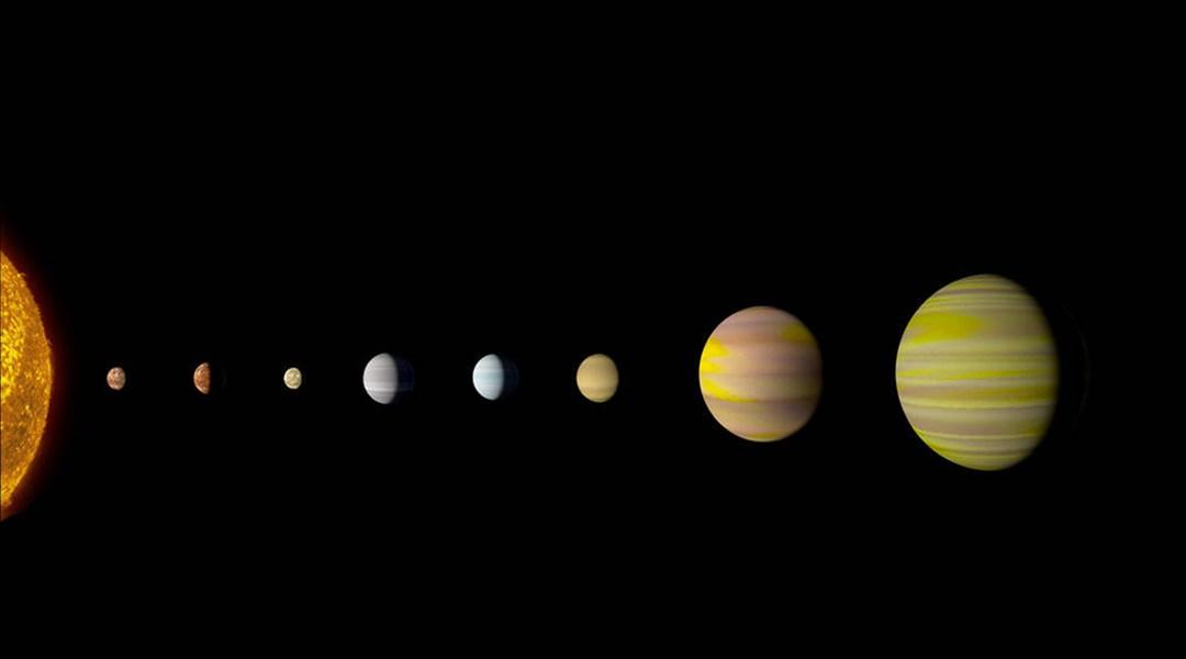 IA de Google ayuda a la NASA a encontrar un sistema estelar