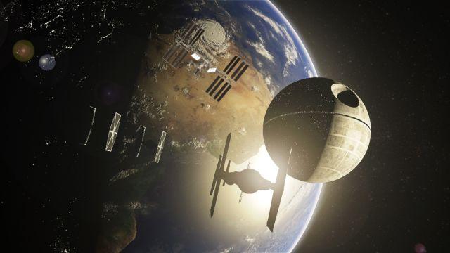 Proyectarán Star Wars: The Last Jedi en la ISS