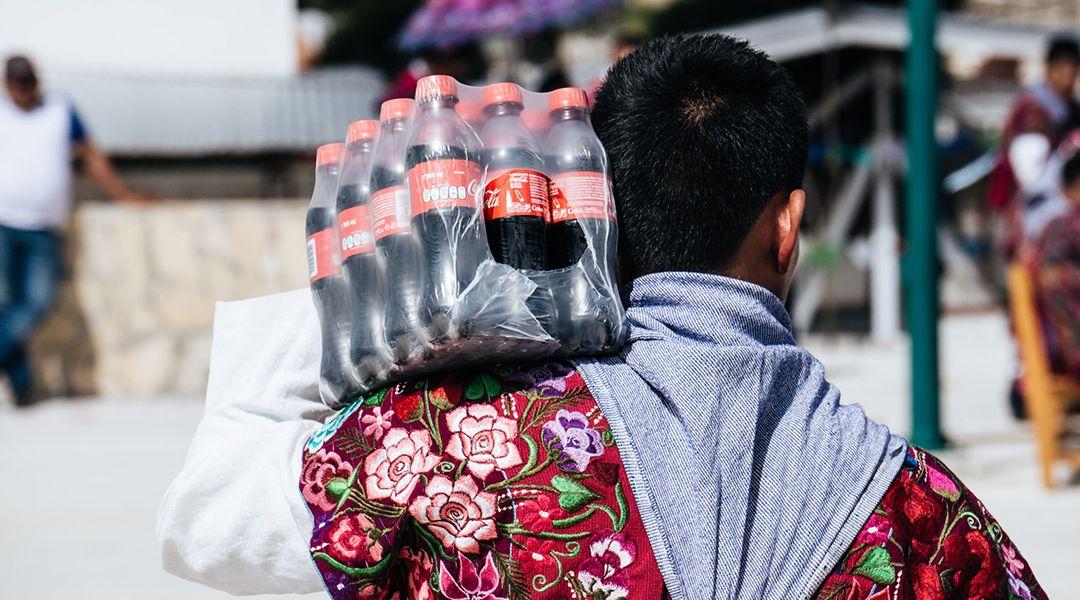 Resultado de imagen para chiapas coca cola mayas