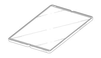 LG patentó un teléfono plegable que se convierte en tablet