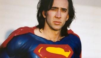 iIcolas Cage superman