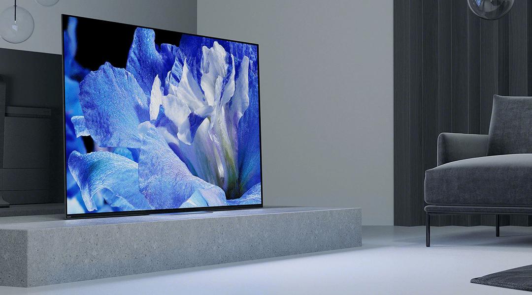 Sony continúa su línea de televisores 4K con Android TV para 2018