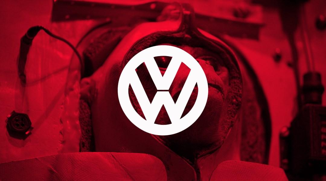 Volkswagen probaba emisiones de diesel en laboratorios con monos