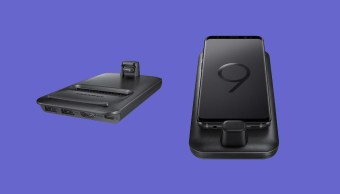 El Dock de samsung transforma el S9 en una pc