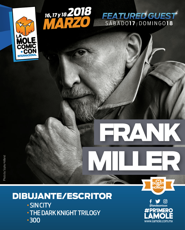 Frank Miller La Mole