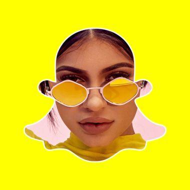 Un tuit de Kylie Jenner tiró las acciones de Snapchat