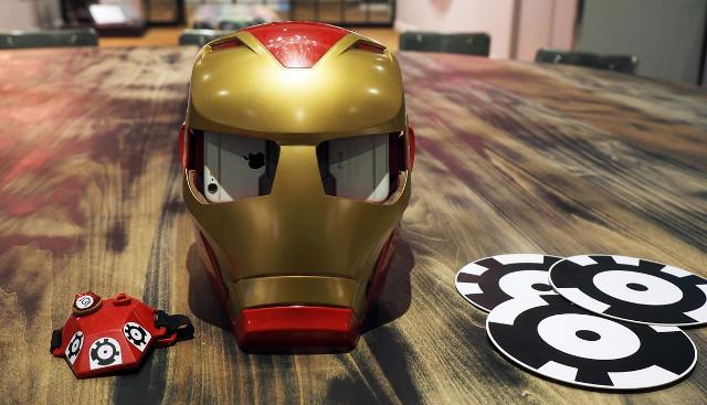 Marvel Hero Vision AR