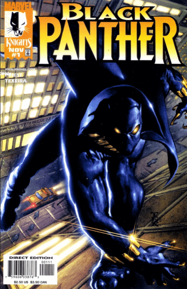 Black Panther, Pantera negra, Pelicula Black Panther, Comics