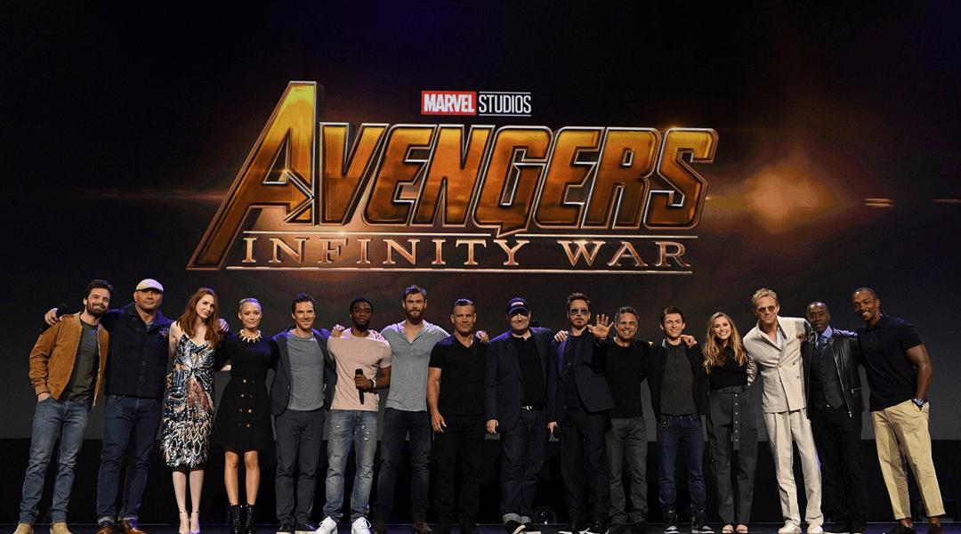 Avengers: Infinity War elenco