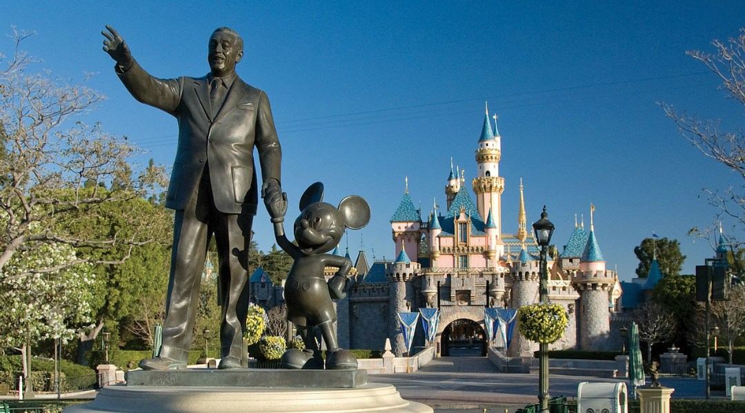 Ahora Google Maps te lleva a pasear por Disneyland