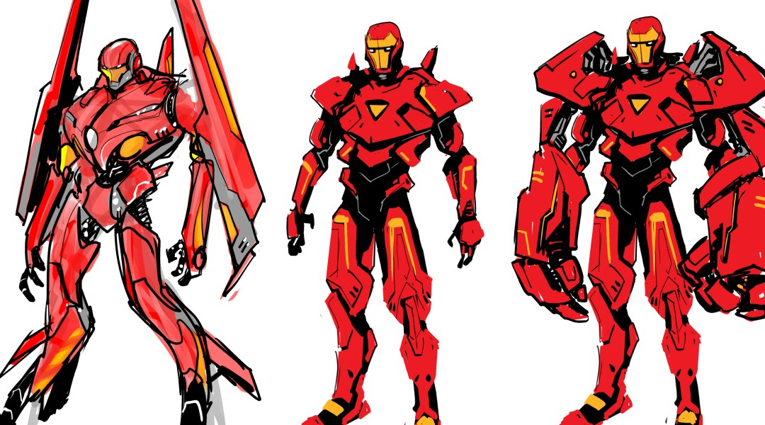 Imà Genes De Iron Man: Checa Las Nuevas Armaduras Que Usará Iron Man