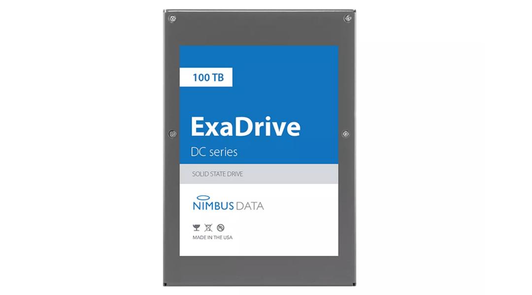 Nimbus Data ExaDrive DC100