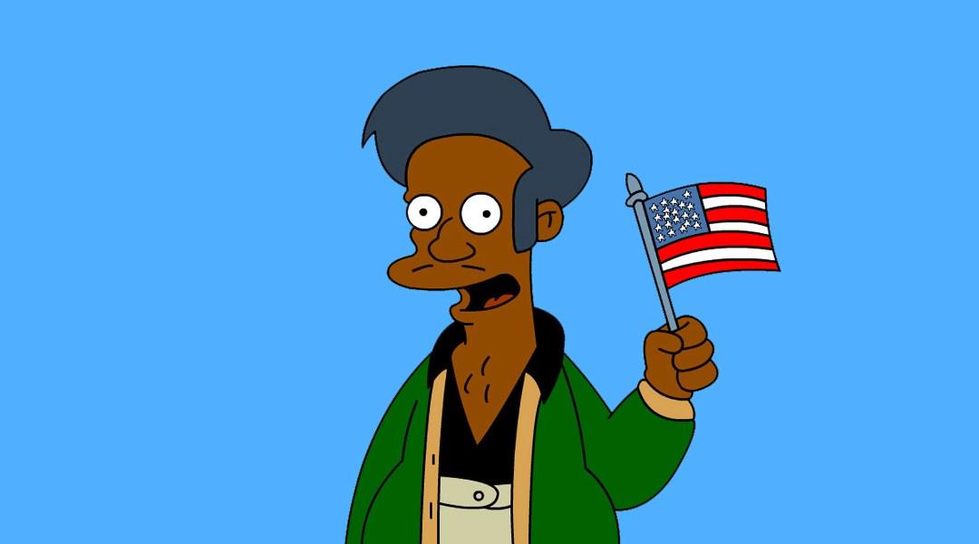 Apu, el personaje de los Simpson