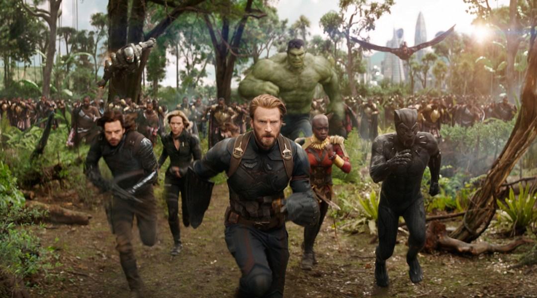 Descubren easter egg de Captain Marvel en Avengers: Infinity War
