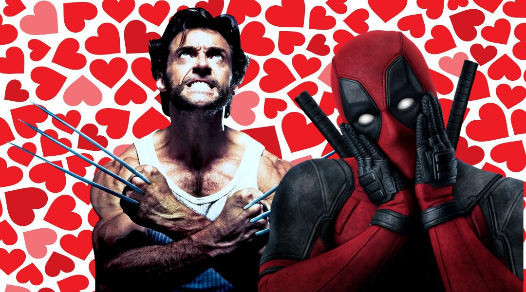 DEadpool loves wolverine