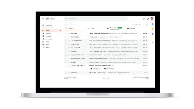 Cómo activar la nueva versión de Gmail