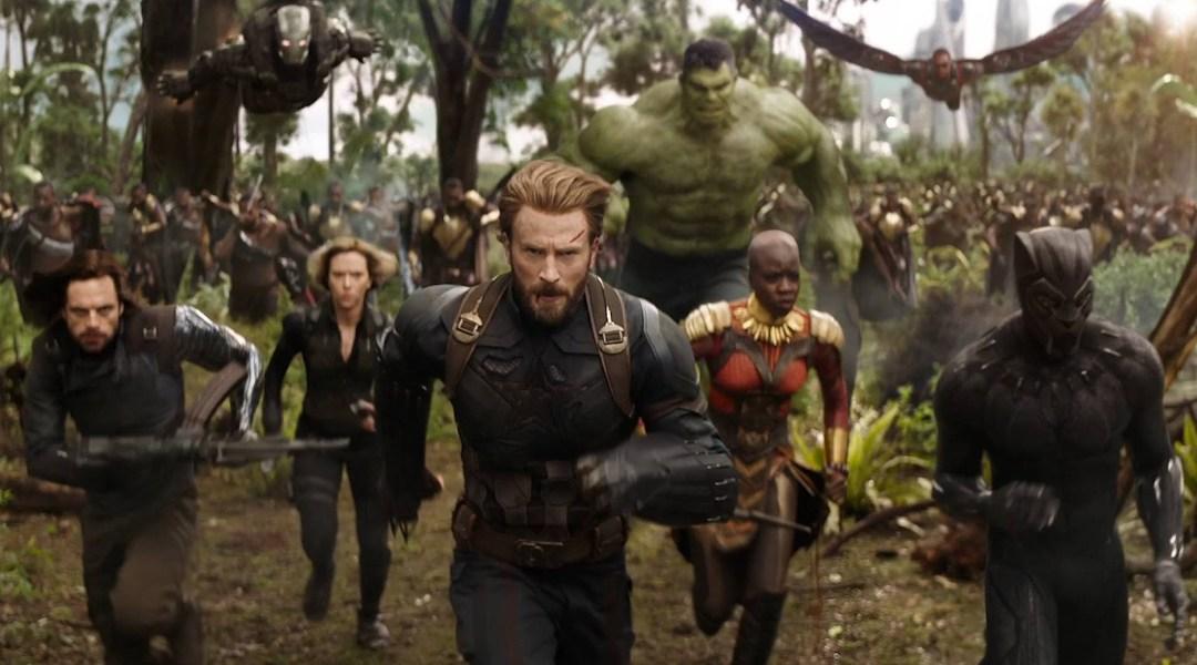 Avengers: Infinity War rompe récord de taquilla durante primer fin de semana